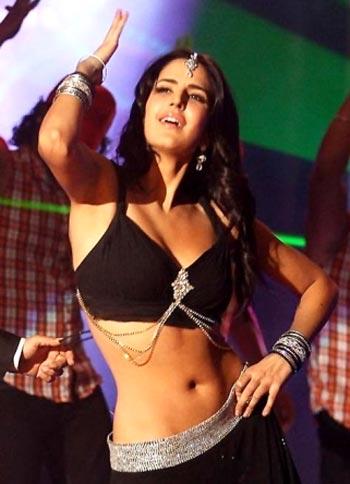 Katrina Kaif in Bodyguard