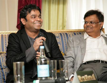 A R Rahman and  Dr J Murali