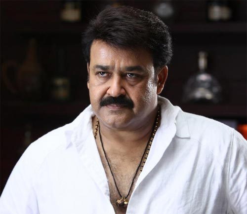 Mohanlal in Spirit