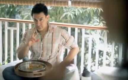 Aamir Khan in Satyamev Jayte promo