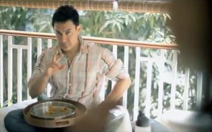Aamir Khan in Satyamev Jayte promo