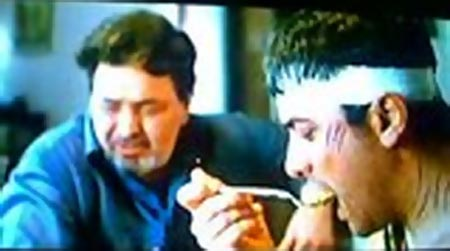 Rishi Kapoor and Aamir Khan in Fanaa