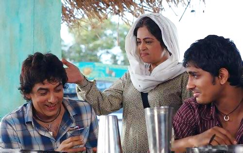 Aamir Khan, Kirron Kher and Siddharth