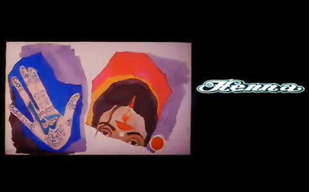 Opening credits, Henna