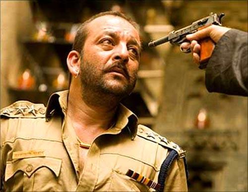 Sanjay Dutt in Eklavya