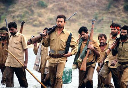 A scene from Paan Singh Tomar