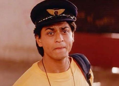 Shah Rukh Khan in Kabhi Haan Kabhi Naa