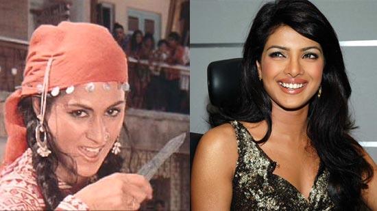 Jaya Bhaduri, Priyanka Chopra