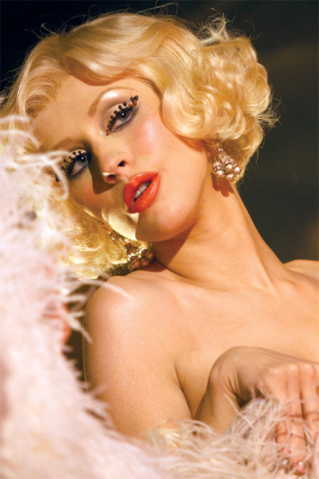 Christina Aguilera in Burlesque
