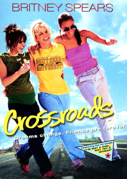 Movie poster of Crossroads