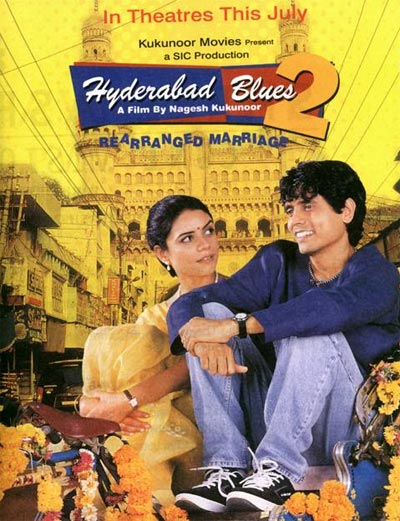 Movie poster of Hyderabad Blues 2