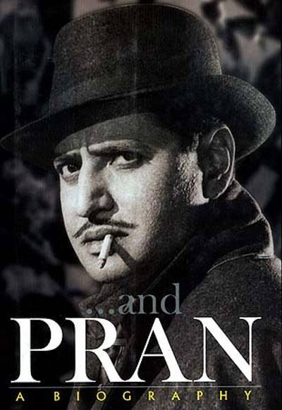 The ...And Pran cover