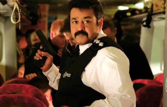 Mohanlal in Tezz