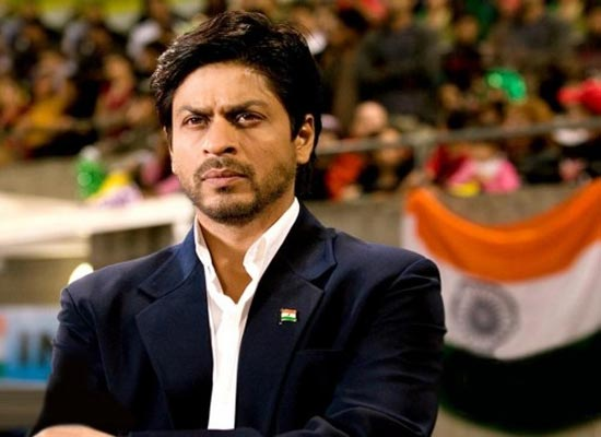 Shah Rukh Khan in Chake De! India