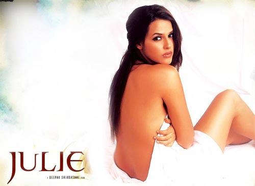 Movie poster of Julie
