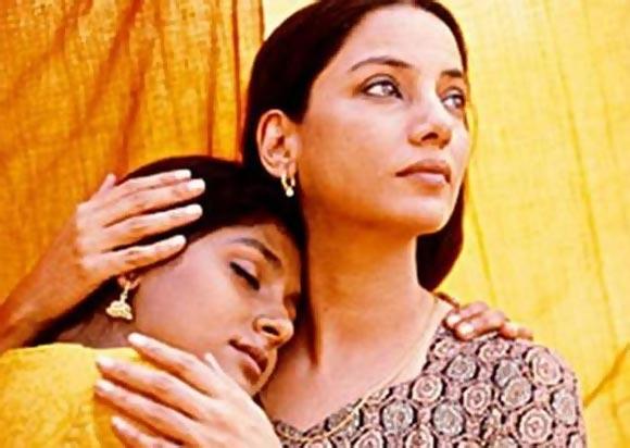 Nandita Das and Shabana Azmi in Fire