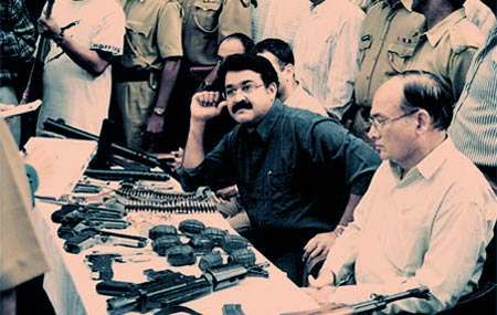 Mohanlal in Company