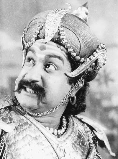 A scene from Veera Pandiya Kattabomman
