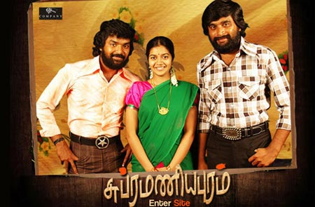 A scene from Subramaniapuram