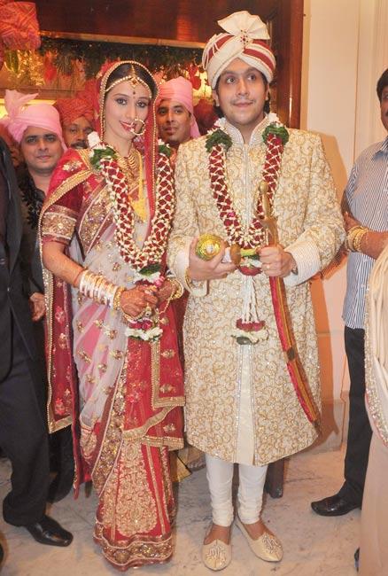 Taneesha Verma and Bappa Lahiri