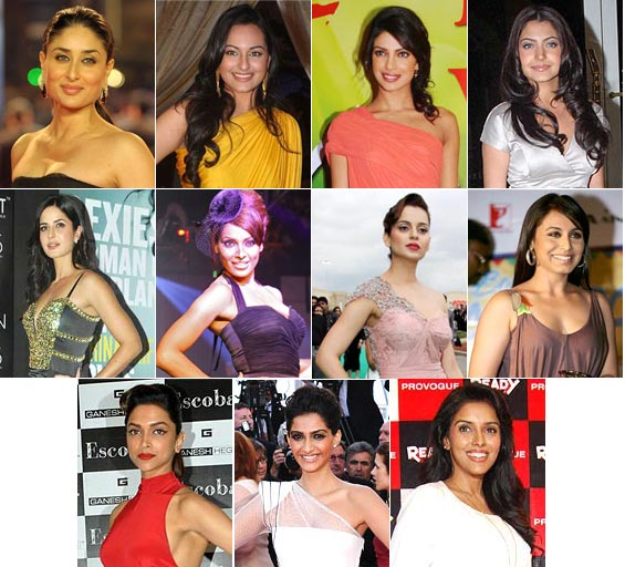 Kareena, Sonakshi, Priyanka: Whose year is it going to be? VOTE!