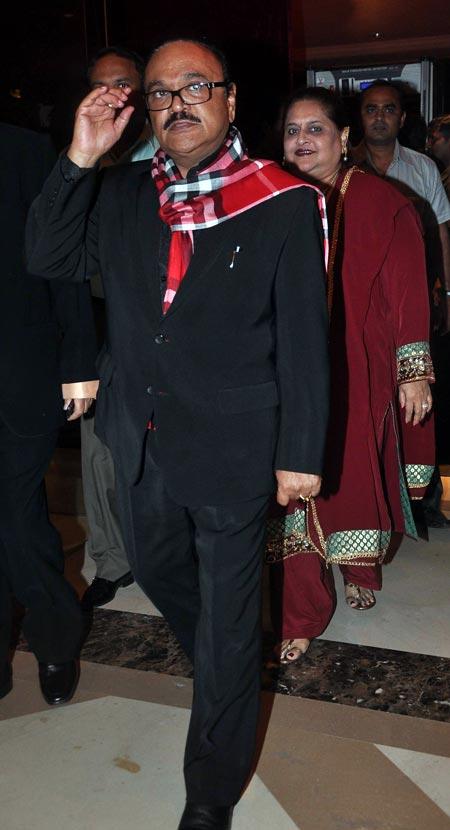 Maharashtra politician Chhagan Bhujbal