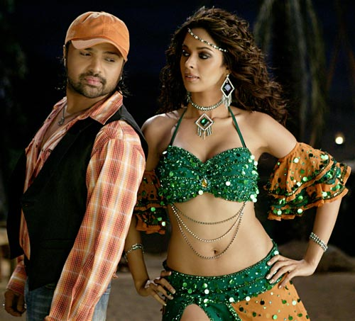 Himesh Reshammiya and Mallika Sherawat - Aap Ka Suroor: The Movee: The Real Love Story