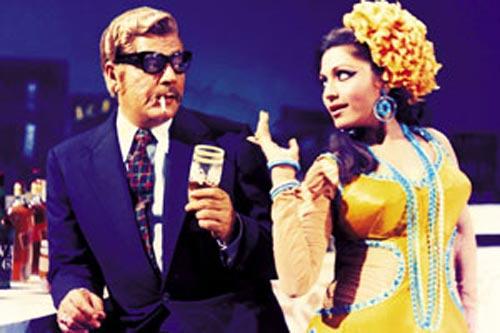 Ajit and Bindu - Zanjeer