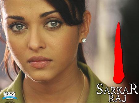 Aishwarya Rai Bachchan in Sarkar 2