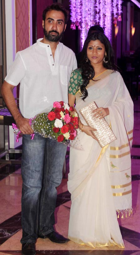 Ranvir Shorey and Konkona Sen Sharma
