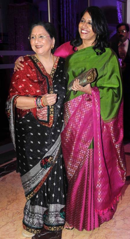 Tabassum and Kavita Krishnamurthy