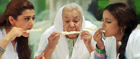 Zohra Sehgal Husband Z...