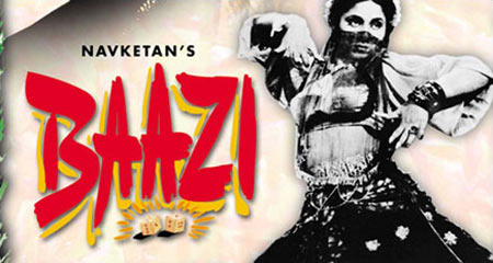 Movie poster of Baazi