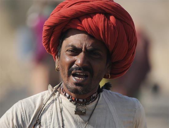 Nawazuddin Siddiqui in Dekh Indian Circus