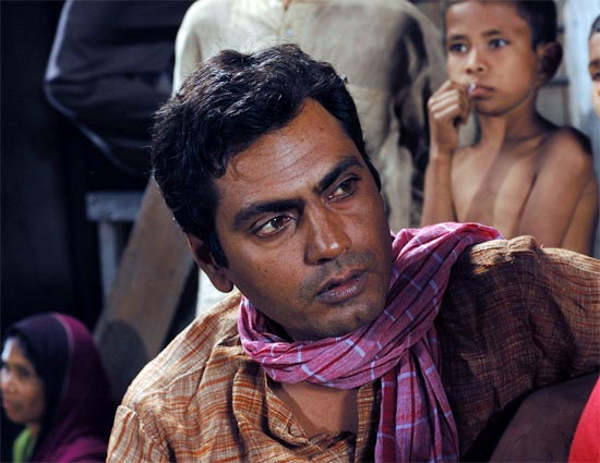 Nawazuddin Siddiqui in Chittagong