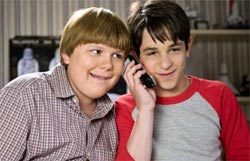 A scene from Diary of Wimpy Kid: Dog Days