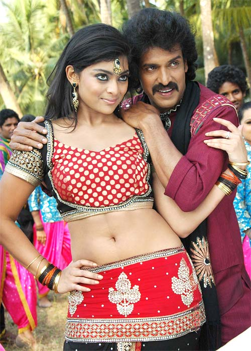 Soundarya and Upendra