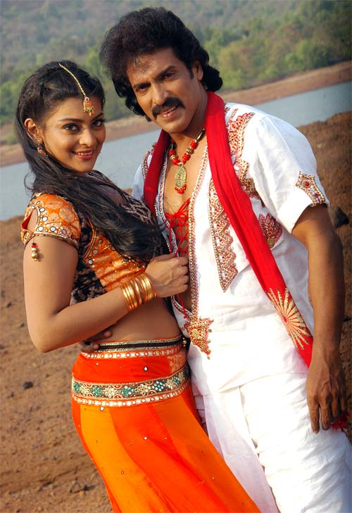 Sondarya and Upendra