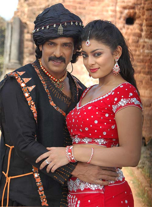 Upendra and Soundarya