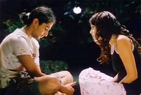 Prateik and Genelia D'Souza in Jaane Tu... Ya Jaane Na