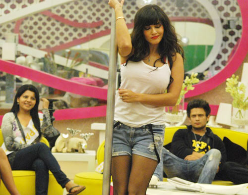 Sunny Leone in Bigg Boss