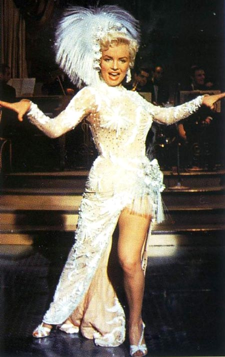 Marilyn Monroe in There's No Business Like Show Business