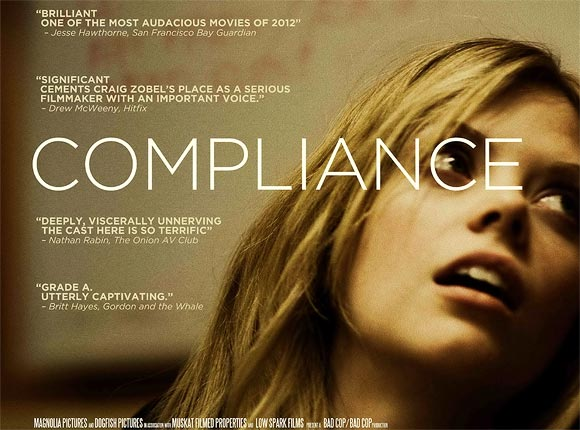 The Compliance poster
