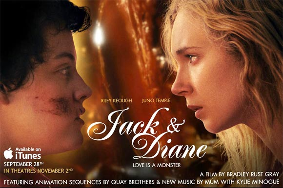 The Jack and Diane poster