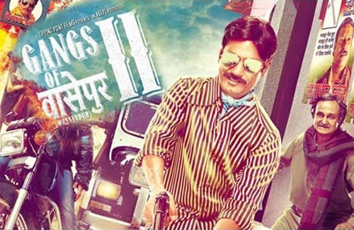Movie poster of Gangs Of Wasseypur 2