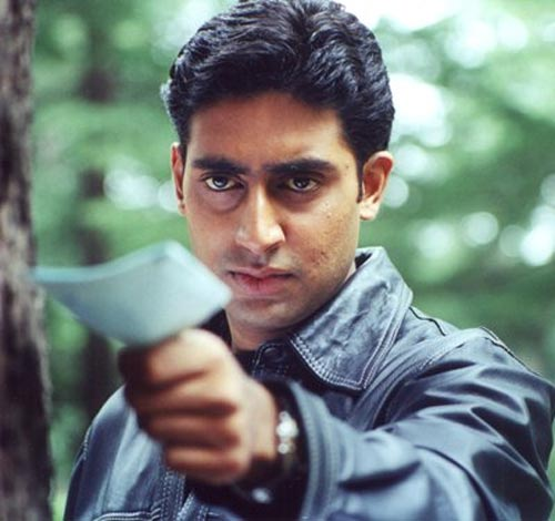 Abhishek Bachchan in Shararat