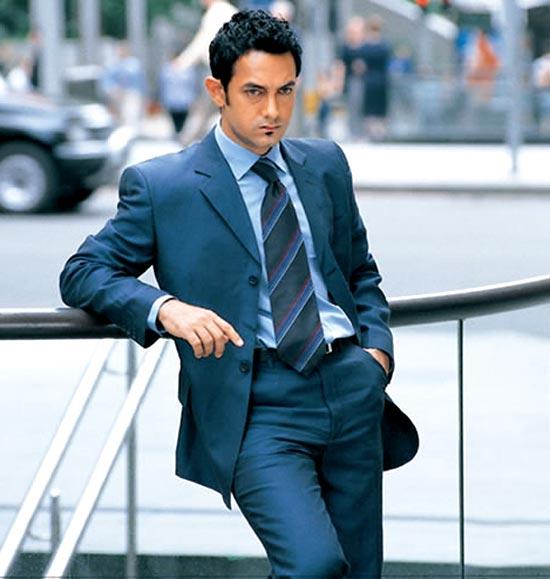 Aamir Khan in Dil Chahata Hai