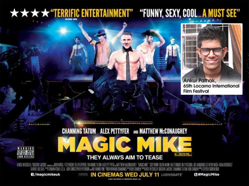 Movie poster of Magic Mike