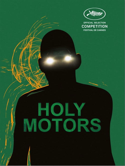 Movie poster of Holy Motors