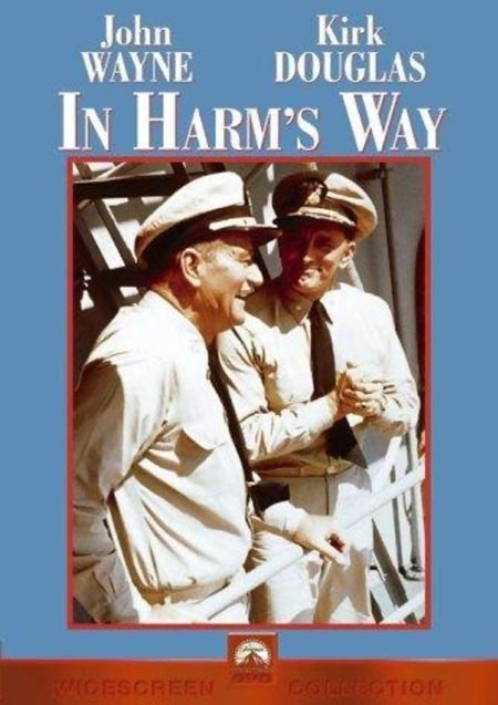 Movie poster of In Harm's Way
